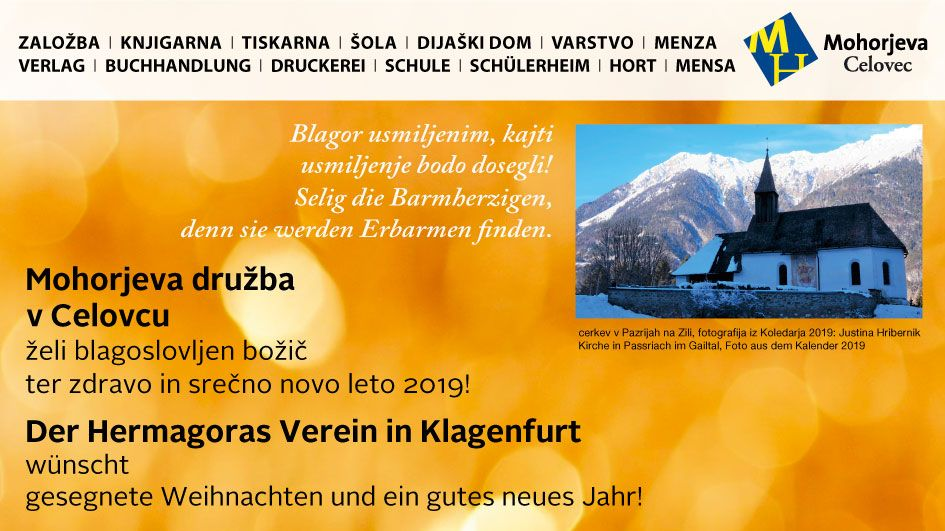 Mohorjeva Hermagoras Verlag Leser Termine Veranstaltungen